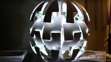 Une Lampe PS 2014 Domotisée avec un Arduino
