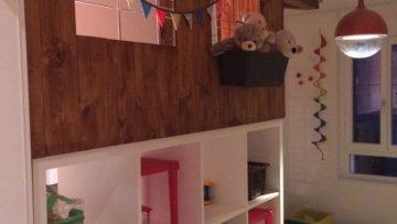 La Cabane en Bois KALLAX : Un château pour enfants