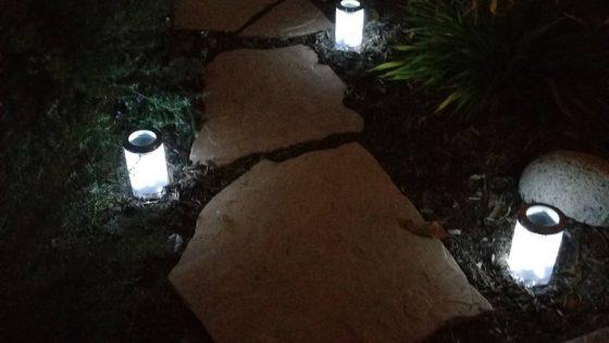 Créez une lampe solaire moderne avec un bocal DROPPAR