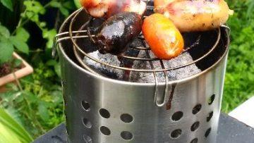 Mini barbecues individuel pour vos soirées dinatoires