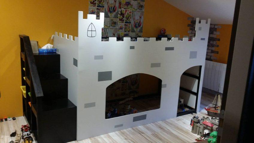 Bidouilles ikea customisation transformation et diy for Meuble chateau fort tunisie