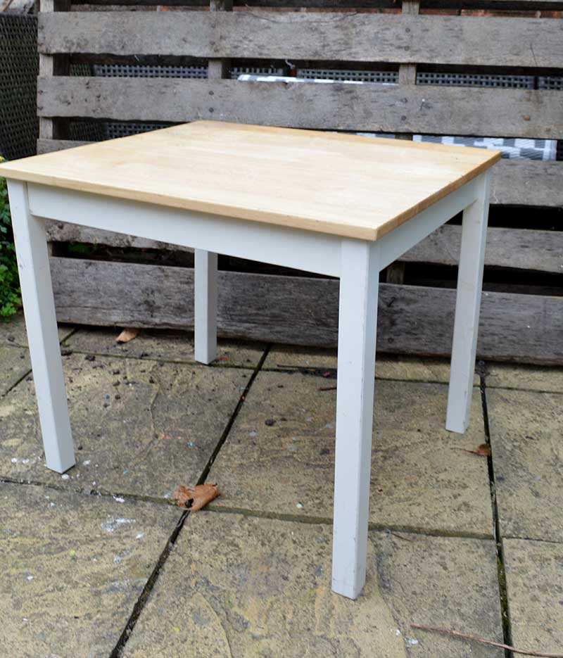 IKEA KRITTER kids table