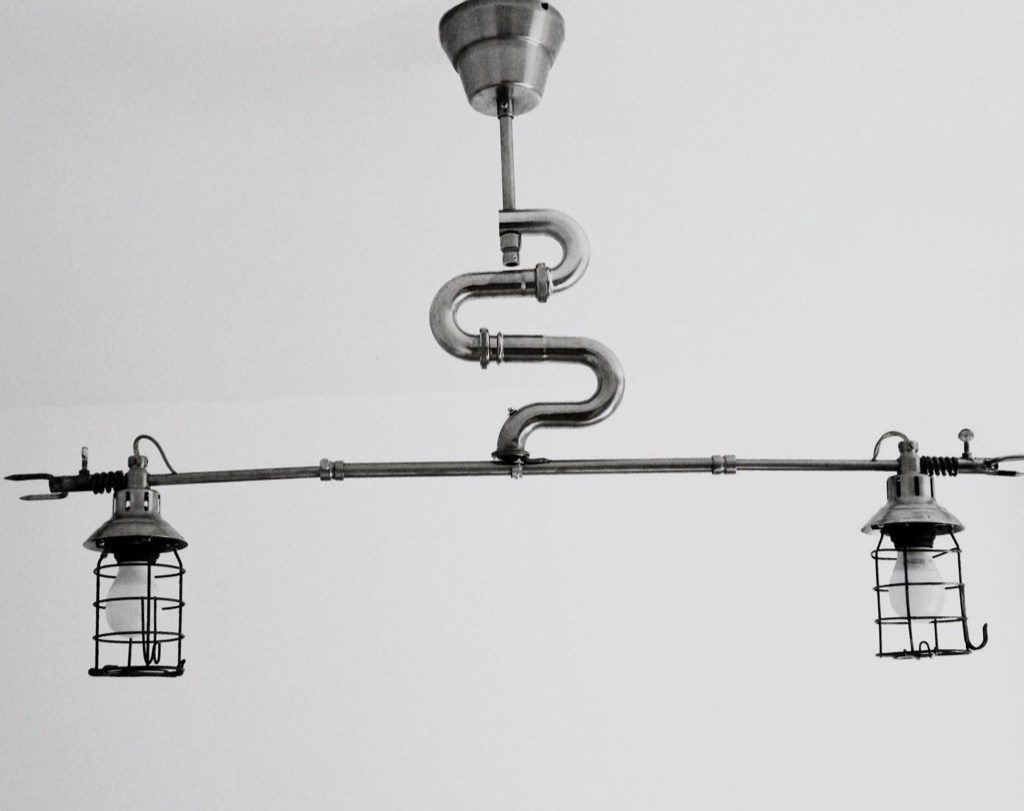 lampe serpent