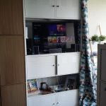 meuble tv ikea industriel