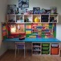 bureau enfant DIY
