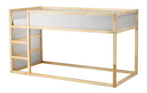 IKEA KURA lit superposé