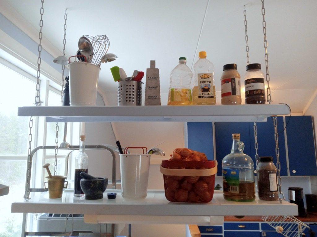 Vous avez besoin de plus de rangements dans votre cuisine? Pensez