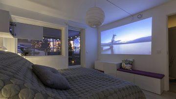4 façons de bidouiller IKEA pour une soirée cinéma à la maison